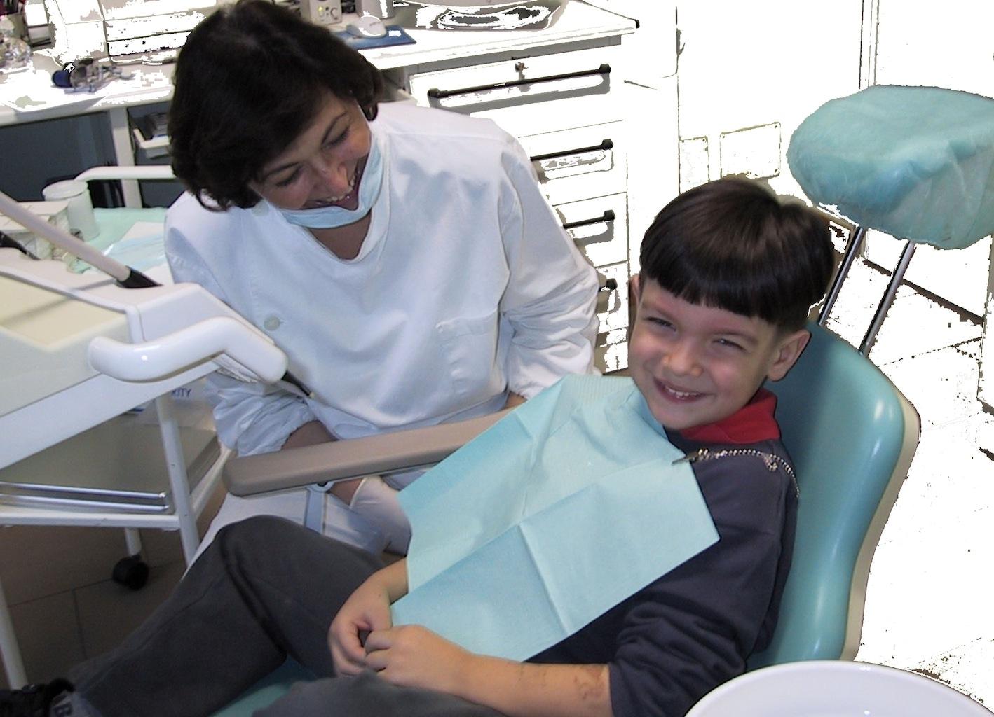 odontoiatria pediatrica modena